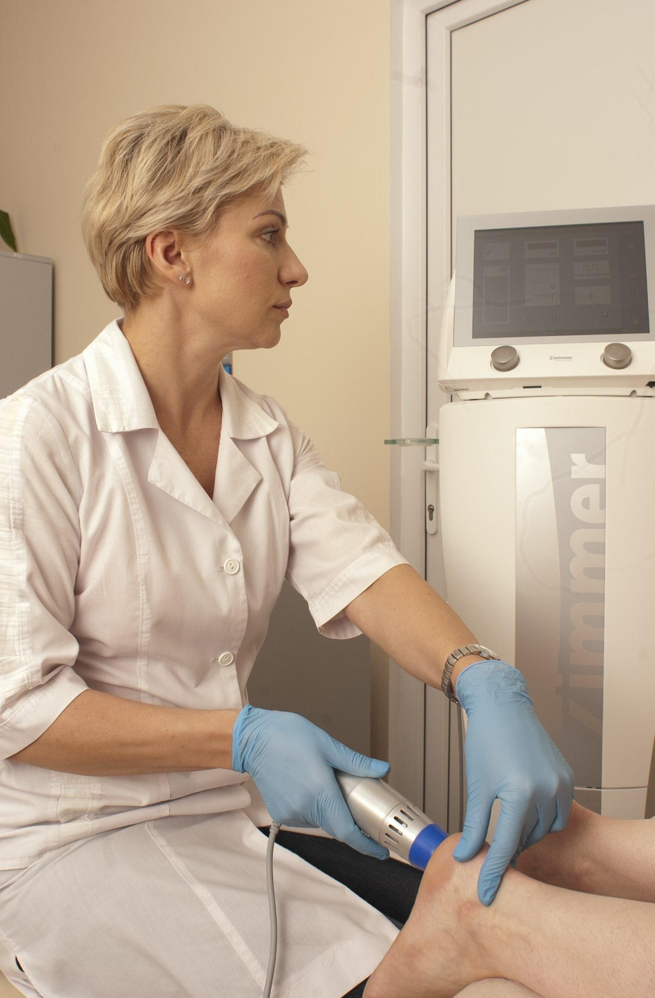 Ударно-хвильова терапія: показання, результати, процедура в санаторії Шахтар