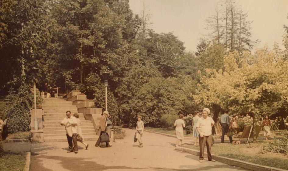 Радянська епоха розвитку міста