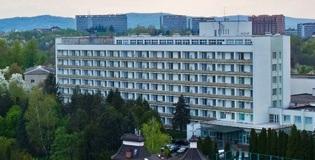Leczenie w sanatorium Szachtar
