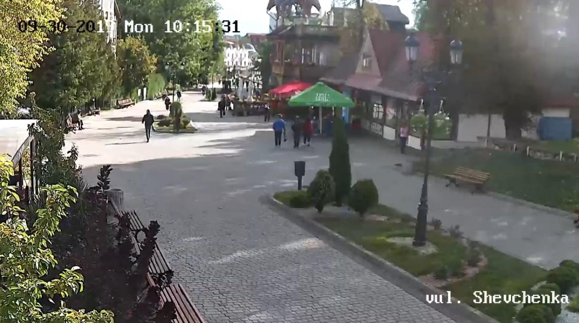 Webcams of Truskavets