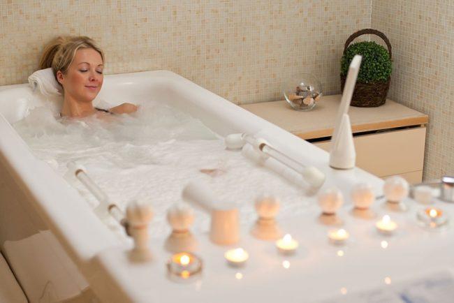 Kąpiele perełkowe: korzyści i przyjemny relaks